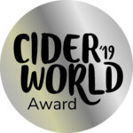 CiderWorld'19 Award Silver