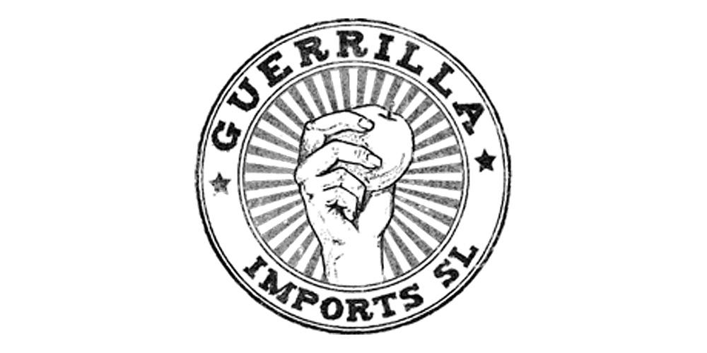 Logo Guerrilla Imports