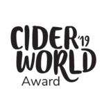 2019 CiderWorld Award Honor