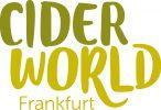 Einfaches Cider World Logo OHNE Jahreszahl