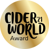 2021 CiderWorld Award